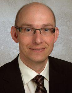 Portrait Dr. Gerald Baumann